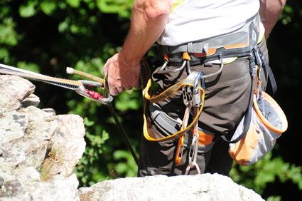 Klettergurt Alpin : Klettergurt sitzgurt und brustgurt zum sportklettern
