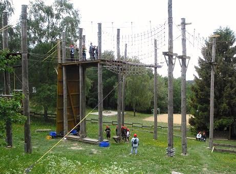 Kletterausrüstung Erklärung : Verzeichnis aller kletterparks hochseilgärten und waldseilgärten in